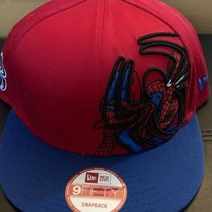 Spider-man SnapBack hat new-era